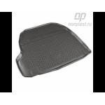 Коврик в багажник Cadillac СТS седан (07-) резиновые Norplast