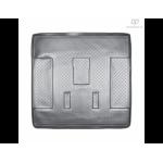 Коврик в багажник Cadillac Escalade (06-) резиновые Norplast