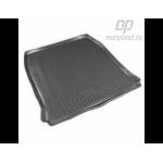 Коврик в багажник Cadillac SRX (03-) резиновые Norplast