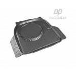 Килимок в багажник Chery Amulet седан (06-) гумові Norplast