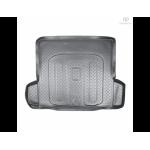 Коврик в багажник Chevrolet Cruze седан (09-) полиуретан - Norplast