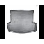Коврик в багажник Chevrolet Captiva (06-) резиновые Norplast