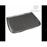 Коврик в багажник Citroen C4 (07-) Picasso резиновые Norplast