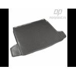 Коврик в багажник Citroen C5 (08-) седан резиновые Norplast