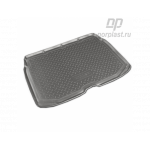 Коврик в багажник Citroen C3 Picasso (SH) (09-) полиуретан - Norplast