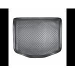 Коврик в багажник Ford C-Max (07-) резиновые Norplast