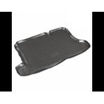 Коврик в багажник Ford Fusion (02-08) резиновые Norplast