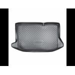 Коврик в багажник Ford Fiesta хетчбек (08-) полиуретановые - Norplast