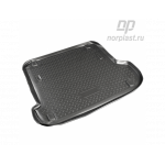 Коврик в багажник Great Wall Hover (05-) полиуретан - Norplast