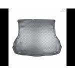 Коврик в багажник Hyundai Elantra седан (11-) резиновые Norplast