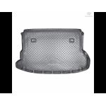Коврик в багажник Hyundai Tucson (04-) резиновые бежевые Norplast