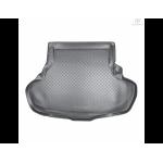 Коврик в багажник Infiniti G25 седан (10-) резиновые Norplast