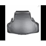 Коврик в багажник Infiniti G35/37 (V36) седан (06-) полиуретан - Norplast