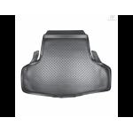 Коврик в багажник Infiniti М25 седан (10-) резиновые Norplast