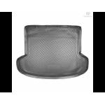 Коврик в багажник Kia Ceed универсал (07-) резиновые Norplast