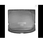Коврик в багажник Kia Carens (06-) резиновые Norplast