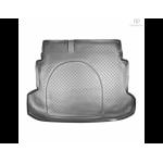 Коврик в багажник Kia Cerato седан (09-) резиновые Norplast