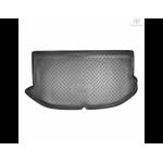 Коврик в багажник Kia Soul (08-) полиуретановые - Norplast