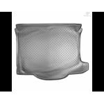 Коврик в багажник Mazda 3 седан (03-09) полиуретановые - Norplast
