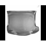 Коврик в багажник Mazda 3 седан (09-) резиновые Norplast