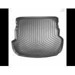 Коврик в багажник Mazda 6 универсал (02-) резиновые Norplast