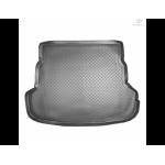 Коврик в багажник Mazda 6 седан (07-) резиновые Norplast