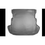 Коврик в багажник Mercedes 211 седан (02-05) резиновые Norplast