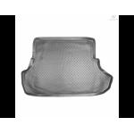 Коврик в багажник Mitsubishi Lancer седан (07-) полиуретановые - Norplast