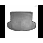 Коврик в багажник Mitsubishi Lancer X хетчбек (07-) полиуретановые - Norplast