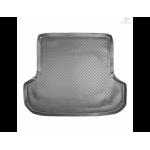 Коврик в багажник Mitsubishi Pajero sport (98-) резиновые Norplast