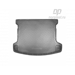Коврик в багажник Nissan Qashgai+2 (08-) полиуретан - Norplast