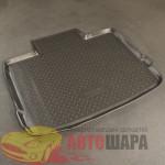 Коврик в багажник Opel Insignia седан (09-) (с докаткой) полиуретановые - Norplast