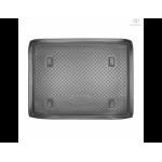 Коврик в багажник Reno Kangoо (05-) полиуретан - Norplast
