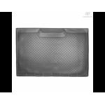 Коврик в багажник Reno Kangoо (10-) резиновые Norplast