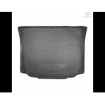Коврик в багажник Skoda Roomster (06-) резиновые Norplast