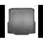 Коврик в багажник Skoda Superb (08-) полиуретановые - Norplast