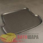 Коврик в багажник Subaru Forester (08-13) полиуретан - Norplast
