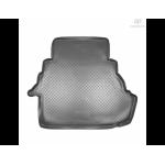 Коврик в багажник Toyota Camry II (06-) резиновые бежевые Norplast