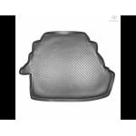 Коврик в багажник Toyota Camry V6 (06-) резиновые бежевые Norplast