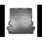 Коврик в багажник Toyota LC Prad 200 (07-) резиновые Norplast