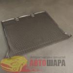 Коврик в багажник УАЗ 3163 Патриот полиуретан - Norplast