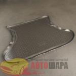Коврик в багажник Лада Приора 2172 полимерный - Norplast