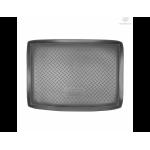 Коврик в багажник Volkswagen Golf+ хетчбек (05-) резиновые Norplast