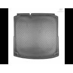 Коврик в багажник Volkswagen Jetta седан (11-) резиновые Norplast