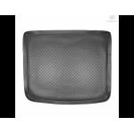 Коврик в багажник Volkswagen Touareg (06-) резиновые Norplast