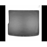 Коврик в багажник Volkswagen Touareg (4-х зон.клим.контр.) (10-) полиуретан - Norplast