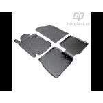 Коврики Chrysler PT Cruizer (00-) резиновые Norplast