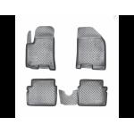 Коврики Chevrolet Aveo (04-) полиуретановые комплект - Norplast