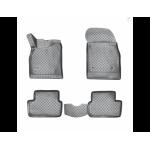 Коврики в салон Chevrolet Cruze (09-) полиуретан комплект - Norplast