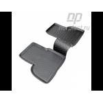 Коврики Fiat Doblo зад (04-) полиуретановые - Norplast